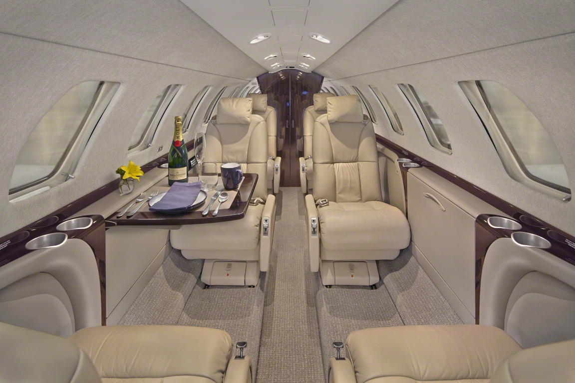 Reynolds jet adds wi fi equipped cessna citation cj3 to for Migliori cabin charter in wisconsin