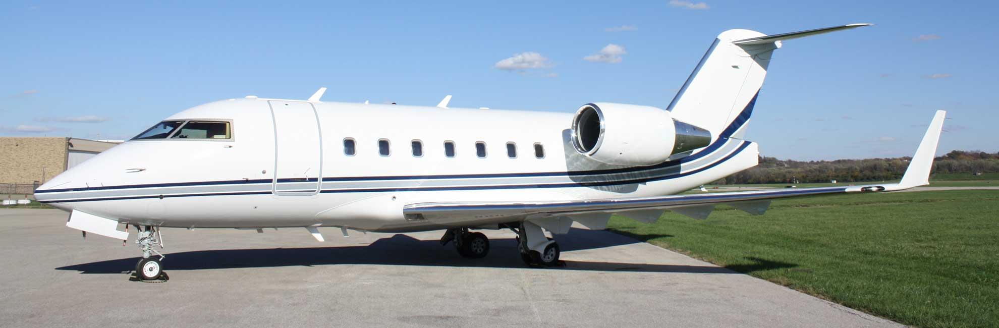 Charter jet Dallas