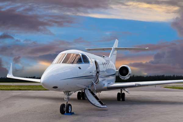 Dallas private jet