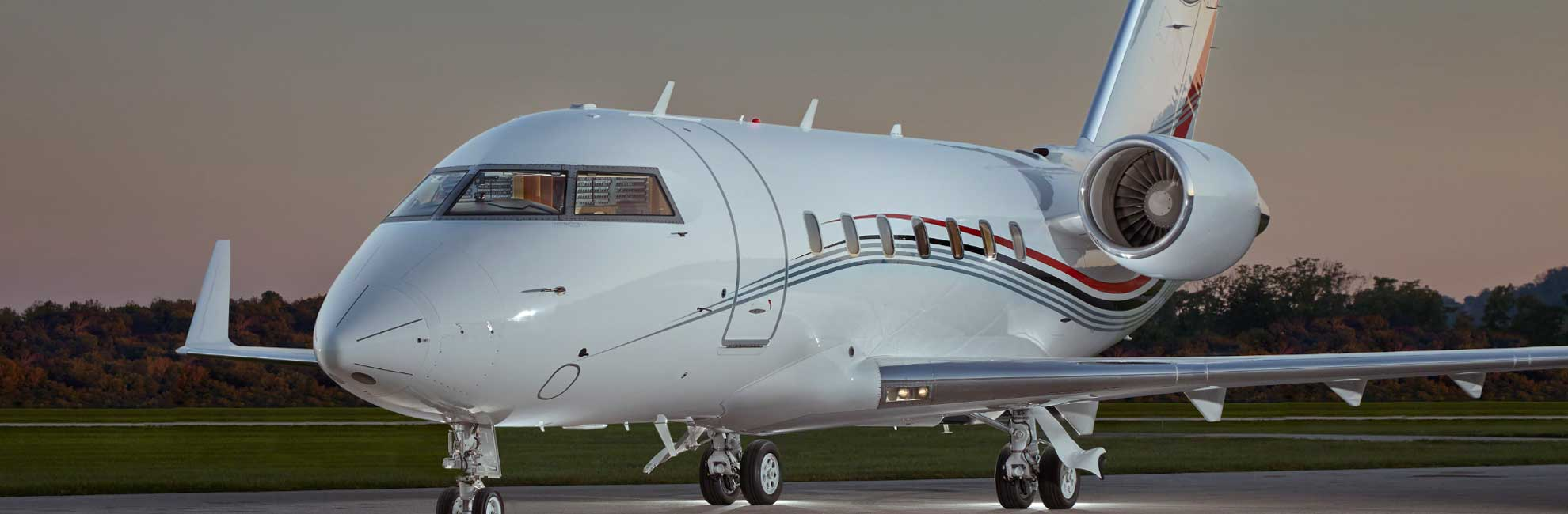 Jet charter Texas