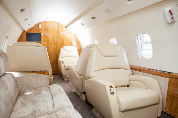 Luxury Jet Charter