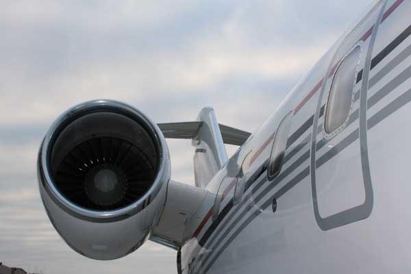 Reynolds jet Charter Texas